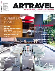 Artravel Magazine  (France) - 6 iss/yr (To US Only)