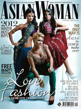 Asian Woman Magazine  (UK) - 4 iss/yr (To US Only)