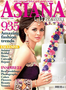 Asiana Magazine Subscription (UK) - 4 iss/yr