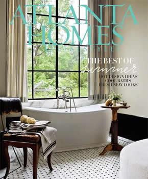 Atlanta Homes & Lifestyles Magazine  (US) - 12 iss/yr (To US Only)