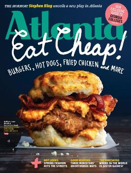 Atlanta Magazine  (US) - 12 iss/yr (To US Only)