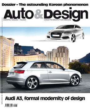 Auto & Design Magazine  (Italy) - 6 iss/yr (To US Only)
