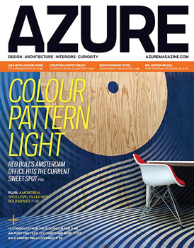 Azure - Magazine  (Canada) - 6 iss/yr (To US Only)