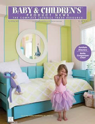Baby & Children Product News Magazine  (US) - 6 iss/yr (To US Only)