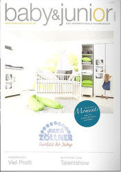 Baby & Junior Magazine  (Germany) - 12 iss/yr (To US Only)