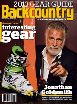 Backcountry Magazine  (US) - 6 iss/yr (To US Only)