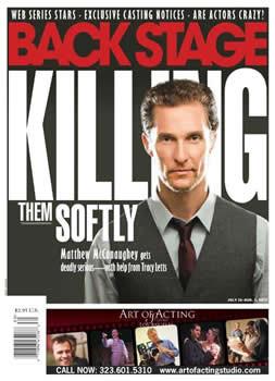 Backstage Magazine Subscription (US) - 12 iss/yr