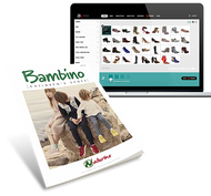 Bambino - Kids shoes magazine (Inl On-Line Access) Italy - 2 iss/yr (To US Only)