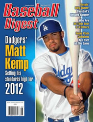 Baseball Digest Magazine  (US) - 6 iss/yr (To US Only)