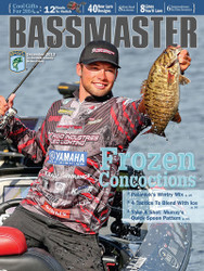 Bassmaster Magazine Subscription (US) - 11 iss/yr