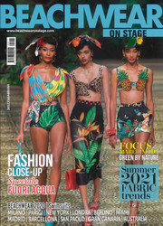 Beachwear On Stage Magazine  (Italy) - 1 iss/yr (To US Only)