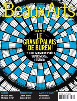 Beaux Arts Magazine  (France) - 12 iss/yr (To US Only)