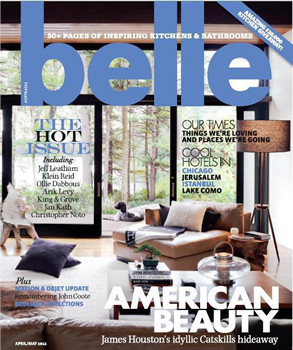 Belle Magazine  (Australia) - 9 iss/yr (To US Only) Via Air