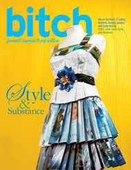 Bitch Magazine  (US) - 4 iss/yr (To US Only)