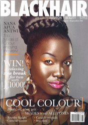 Blackhair Magazine Subscription (UK) - 6 iss/yr