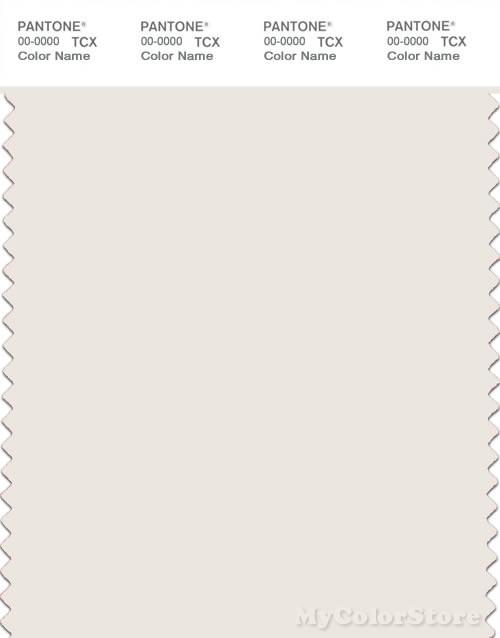PANTONE SMART 11-0605X Color Swatch Card, Jet Stream