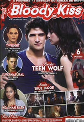 Bloody Kiss Magazine Subscription (France) - 6 iss/yr