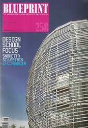 Blueprint Magazine Subscription (UK) - 10 iss/yr