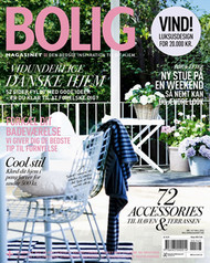Bolig Magazine  (Denmark) - 12 iss/yr (To US Only)