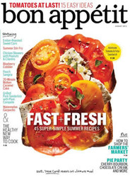 Bon Appetit Magazine  (US) - 12 iss/yr (To US Only)
