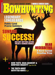 Bow Hunting Magazine  (US) - 9 iss/yr (To US Only)