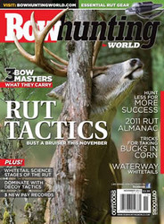 Bow Hunting World Magazine  (US) - 9 iss/yr (To US Only)