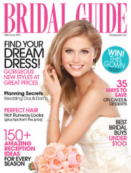 Bridal Guide Magazine  (US) - 6 iss/yr (To US Only)