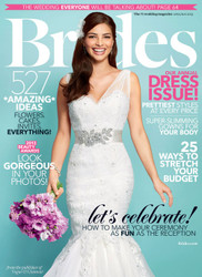 Brides Magazine  (US) - 6 iss/yr (To US Only)