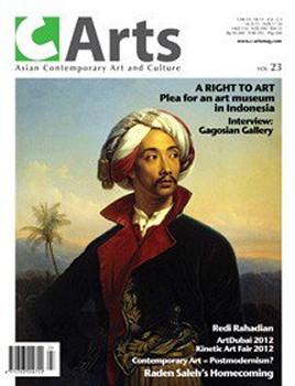 C Arts Magazine Subscription (UK) - 6 iss/yr