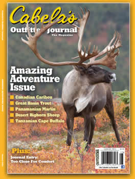 Cabelas Outfitter Journal Magazine Subscription (US) - 6 iss/yr