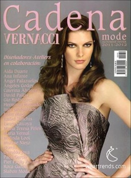 Cadena Mode Magazine  (Spain) - 2 iss/yr (To US Only)