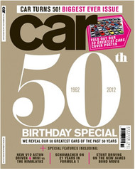 Car Magazine  (UK) - 12 iss/yr (To US Only)
