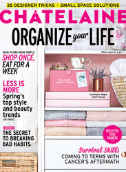 Chatelaine Magazine Subscription (Canada) - 12 iss/yr