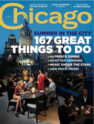 Chicago Magazine  (US) - 12 iss/yr (To US Only)