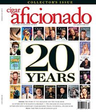 Cigar Afficionado Magazine  (US) - 6 iss/yr (To US Only)