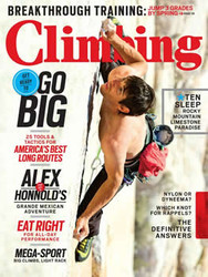 Climbing Magazine  (US) - 9 iss/yr (To US Only)