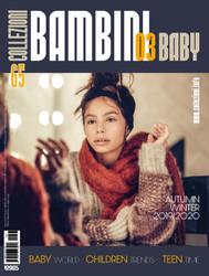 Collezioni Bambini & 03 Baby Magazine Subscription (PRINT EDITION)