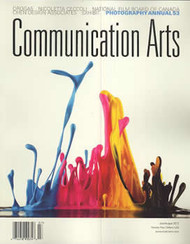Communication Arts Magazine  (US) - 6 iss/yr (To US Only)