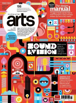 Computer Arts Magazine Subscription (UK) - 12 iss/yr