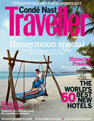 Conde Nast Traveler Magazine  (US) - 12 iss/yr (To US Only)