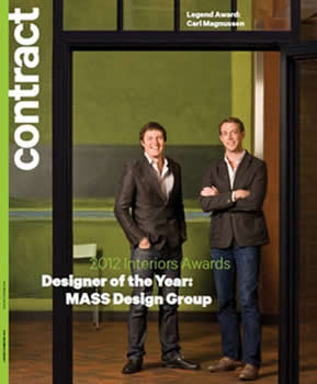 Contract Design Magazine Subscription (US) - 12 iss/yr