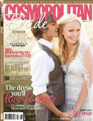 Cosmo Brides Magazine (Australia) Via Air 3 iss/yr (To US Only)