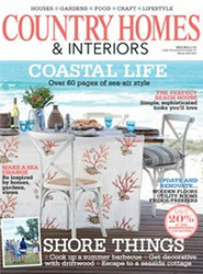 Country Homes & Interiors Magazine  (UK) - 12 iss/yr (To US Only)