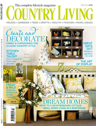 Country Living Magazine  (UK) - 12 iss/yr (To US Only)