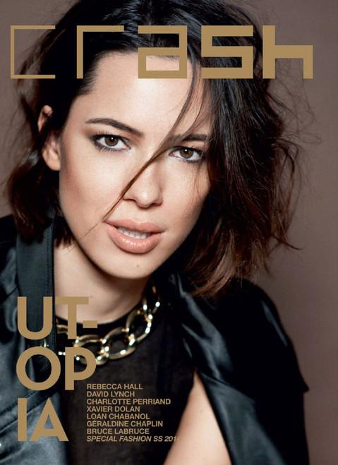 Crash Magazine Subscription (UK) - 4 iss/yr