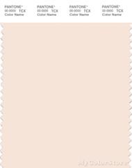PANTONE SMART 11-1306X Color Swatch Card, Cream Pink