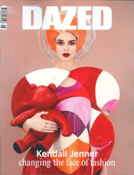 Dazed & Confused Magazine  - British (UK) - 6 iss/yr (To US Only)