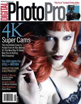 Digital Photo Pro Magazine Subscription (US) - 6 iss/yr