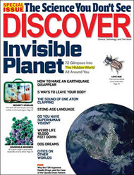 Discover Magazine  (US) - 12 iss/yr (To US Only)