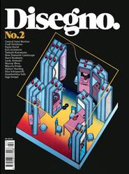 Disegno Magazine Subscription (UK) - 3 iss/yr